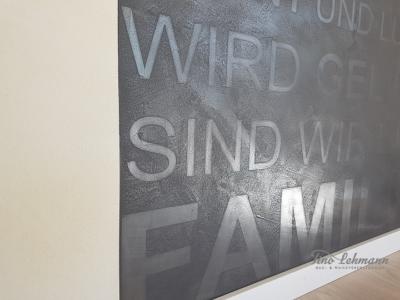 Wandgestaltung Frankfurt-Kalkputz - Bad- & Wandveredelungen Tino Lehmann
