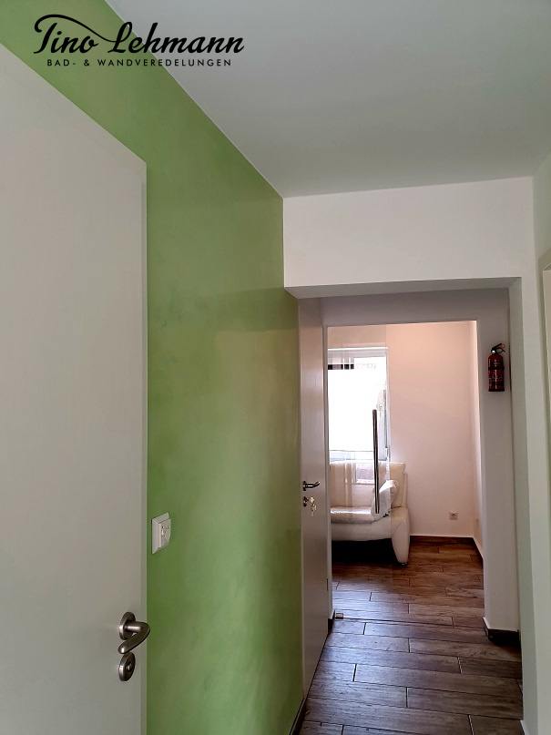 Wandgestaltung-Dresden-Osteopathiepraxis-Biehla-Tino Lehmann
