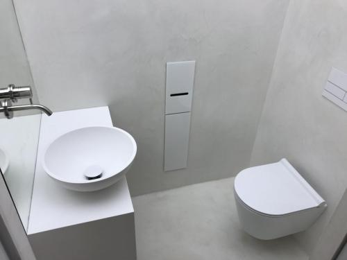 Fugenloses Gäste WC um Wiesbaden, Frankfurt, Taunus, Mainz